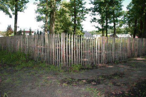 kastanjehouten afsluiting kastanje weidepalen prijzen kastanje tuinhek