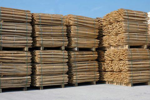 leverancier producent verdeler fabrikant kastanjehekwerk op rol Limburg Antwerpen