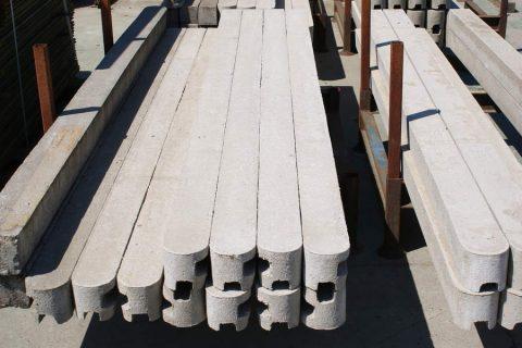 betonnen weidepalen gleufpalen prijzen offerte Vlaams Brabant