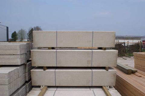 beton platen keerwanden antwerpen