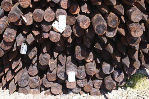 hout duurzaam maken creosoteren
