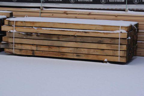 palenboer robinia houten palen